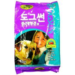 강아지사료 도그썬 중대형견용 8kg