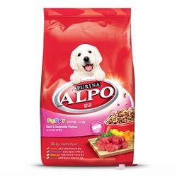 강아지사료 알포 1세이하 강아지용 1.3kg(소고기야채)