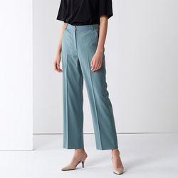 STRAIGHT SET-UP PANTS BLUE