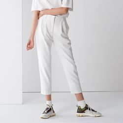 CLASSICAL PANTS WHITE