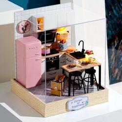 [adico]DIY 미니어처 스페셜 키트 - 주방