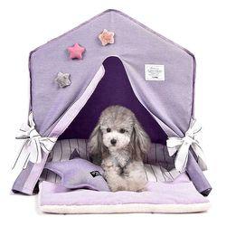 펫데일리 강아지 고양이 호텔 하우스 시리즈 - 스카이라운지