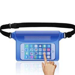 방수 힙색 가방 스마트폰 물놀이