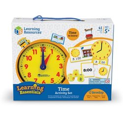 LER3220 시간학습 활동세트모형시계
