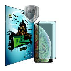 아이폰 XS MAX 풀커버 강화유리 보호필름 액정+후면 세트