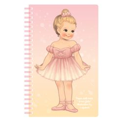 paper doll mate spring note ver.5 -Julie