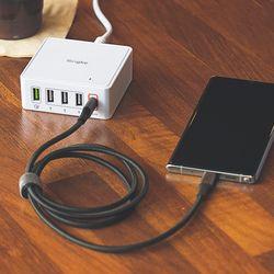 링케 USB PD 퀵차지 3.0 고속 멀티충전기
