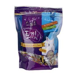 스위트 토끼 사료 750g(큰토끼용)