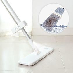 초경량 노터치 스프레이 밀대걸레 물걸레 청소기
