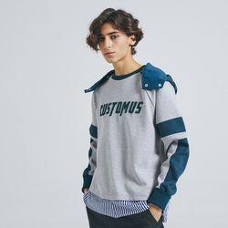 후드 디쳐터블 라이딩 티셔츠 CFS19FKHT902