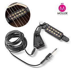 통기타 사운드조절 픽업 진동단자 엠프연결 기타픽업