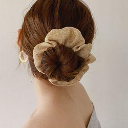 라탄 곱창 머리끈