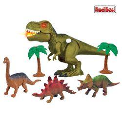 [레드박스]폭군 티라노사우루스 공룡놀이세트 6P (612R24378)