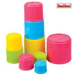컵쌓기 놀이 9PCS (612R25501-1)