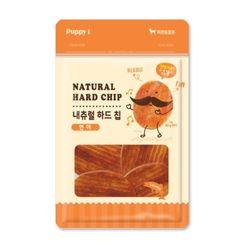 퍼피아이 네츄럴 연어 하드 칩 60g 애견간식강아지간식