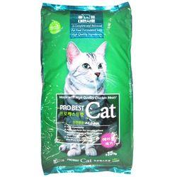 고양이사료 프로베스트 캣 15kg(헤어볼제거)