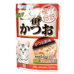 고양이간식 펫모닝 카네토라 가다랑어맛 파우치 60g(PI-A)