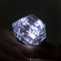 LED-다이아 몬드반지