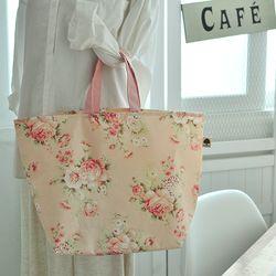 스칼렛 방수에코백-핑크(가로46cm)