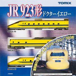92429 JR923형 신칸센전기궤도종합시험차 닥터옐로우 기본세트