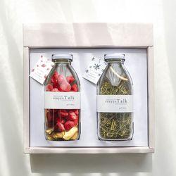 소녀톡 담금주키트  선물세트