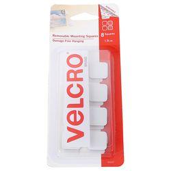 오리지날 Velcro벨크로 일반 사각화이트 8세트 사무용품 부착