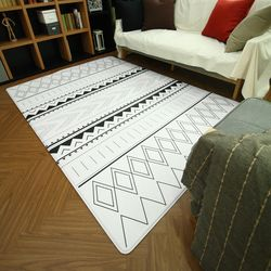 PVC 에스닉 디자인 프리미엄 코팅 놀이방매트