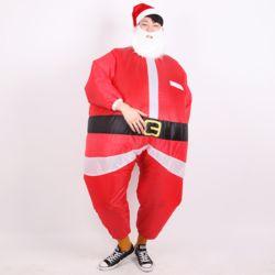 산타 의상[에어수트]