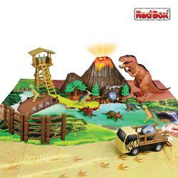 [레드박스]쥬라기 공원 공룡놀이세트 25P (612R24361)