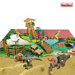 쥬라기 공원 공룡놀이세트 21P (612R24377)