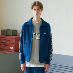 Side Line Zipup (deep blue)