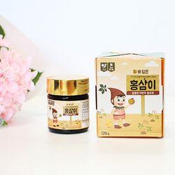 달콤한 어린이 홍삼정 배담은 홍삼이 120g