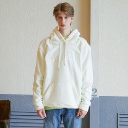 Basic Fleece Hood (ivory)