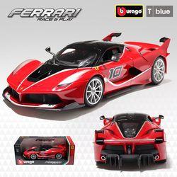 마이스토 1-18 페라리 FXX K RED 모형차 피규어 키덜트