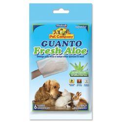 강아지 건강용품 비타크래프트 후레쉬 알로에 글러브 6p