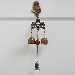 나무위 부엉이 자석 2종