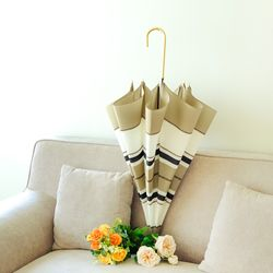wpc우산 스카프 보더 장우산 62518-09