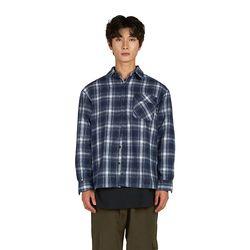 One Pocket Shirt - Navy
