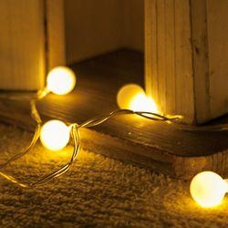 LED 전구캡 미니앵두볼 1cm(10개입) 전구캡 TRLECV