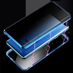 갤럭시노트9 프라이버시 메탈 마그네틱 풀커버 케이스