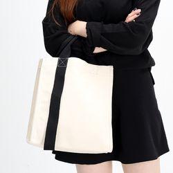 [ZIUM] W-19 웨하스 캔버스백 여성가방 핸드백 패딩가방