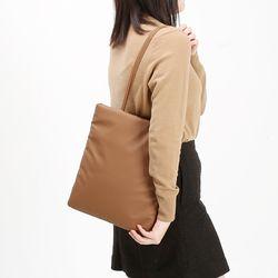 [ZIUM] W-22 베이직패딩 숄더백 여성가방 핸드백 패딩가방