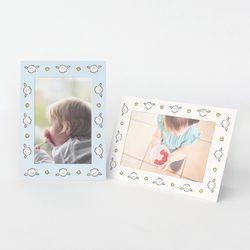 스탠딩 페이퍼프레임 - 4x6 키즈 5매 (종이액자)