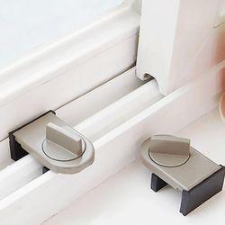 창문 미닫이문 고정 안전 잠금장치