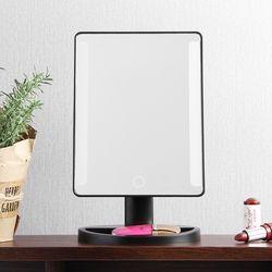 터치 스탠드 LED 조명거울