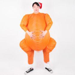 치킨 의상 [에어수트]