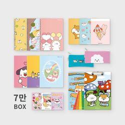문구 랜덤 박스 7만 RB03 입학선물 캐릭터 문구