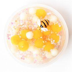 노란꿀벌의하루 M46슬라임향 슬라임재료