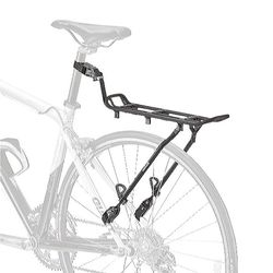 볼트구멍없는 자전거용 짐받이 랙 캐리어