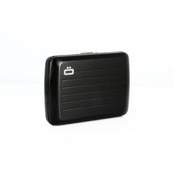 오곤 알루미늄 지갑 V2(블랙)